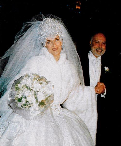 Los peores 5 vestidos de novias famosas
