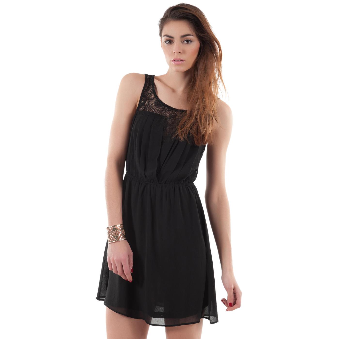 699a4cd51168cd Vestidos Negros Cortos Combinaciones Related Keywords & Suggestions ...