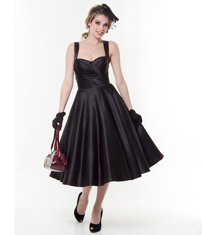 m225s de 30 vestidos con estilo retro o vintage vestidos glam