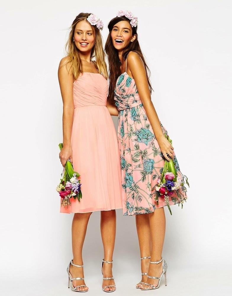Cortes de vestidos para damas