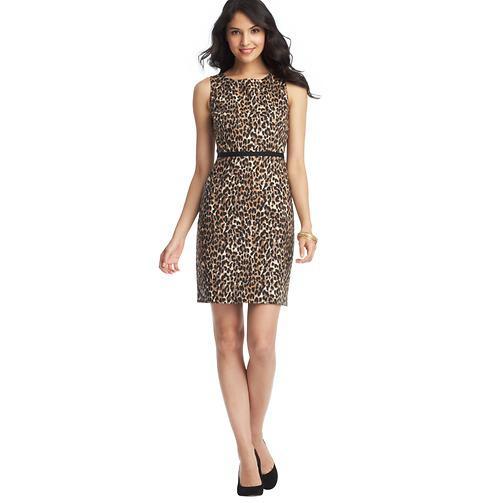 vestidos-con-estampado-de-leopardo 2