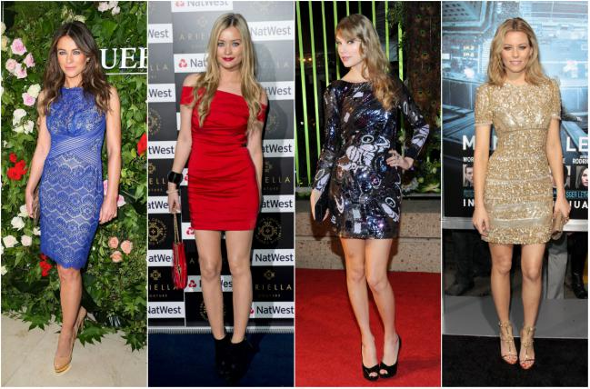 6 modelos de vestidos que no deben faltar en tu placard