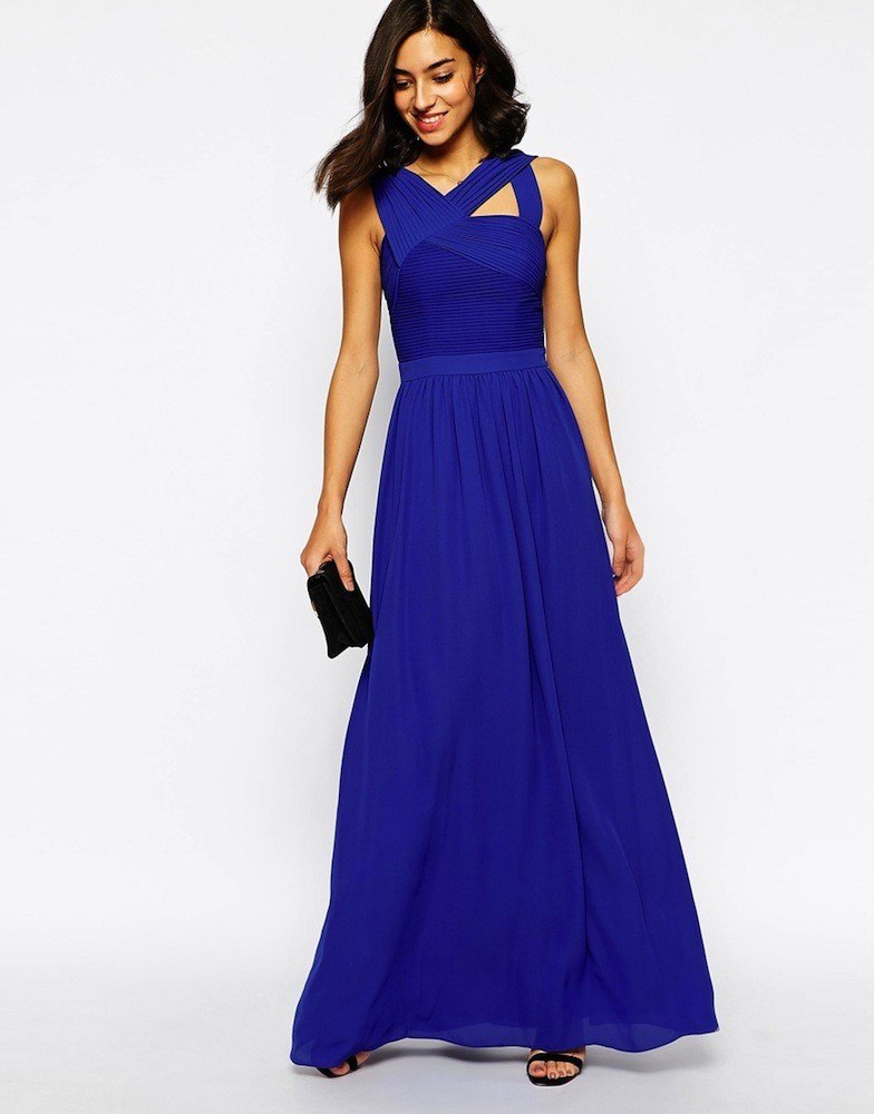 5 vestidos de moda que compiten elegantemente con el de la novia ...