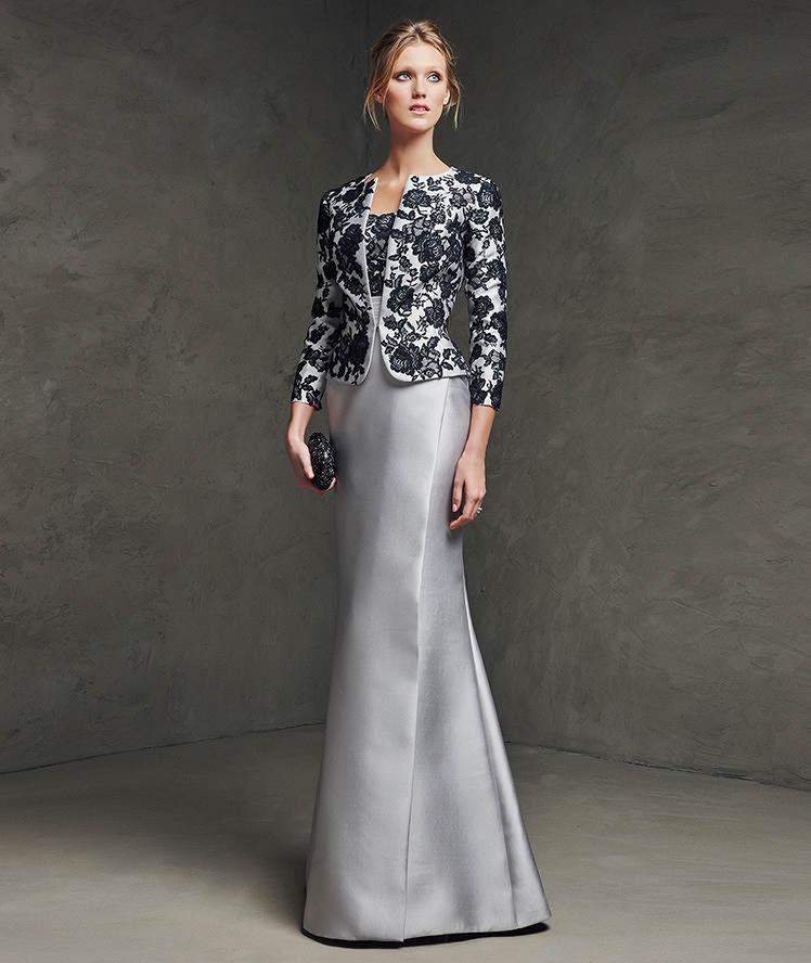 Vestidos elegantes para asistir a una boda