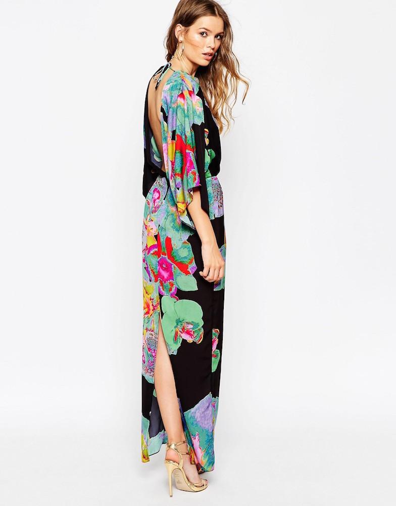 Kimono Maxi