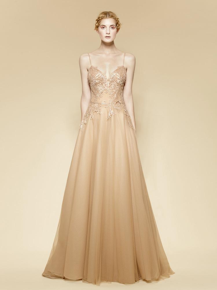 bfcba953e vestidos circulares largos