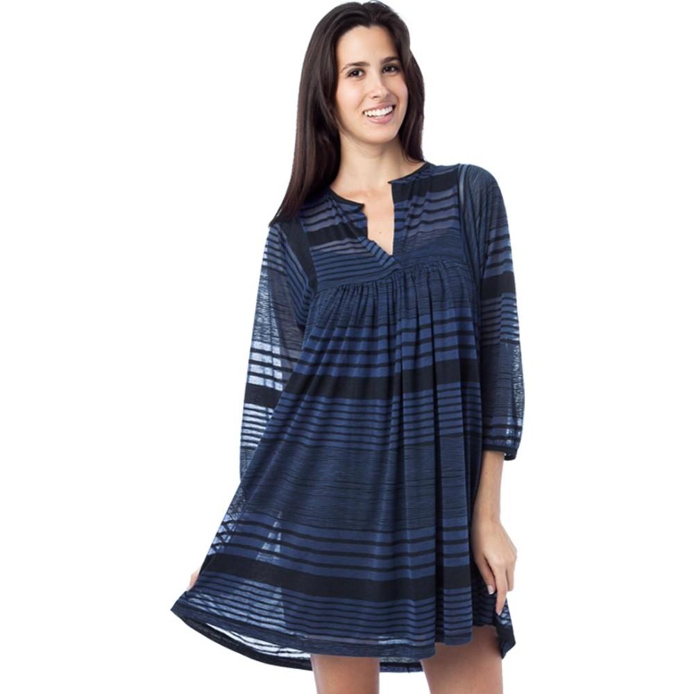 vestidos simples de navidad color azul (3)