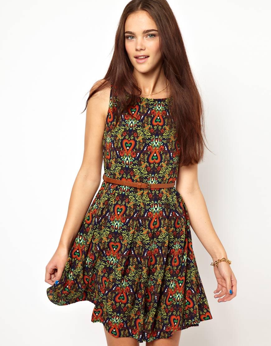 vestidos simples de navidad color verde (1)