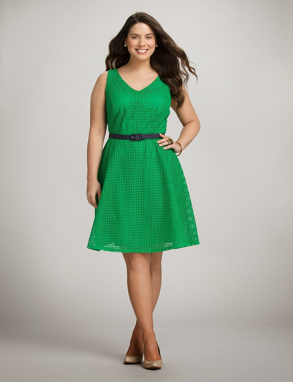 vestidos simples de navidad color verde (2)
