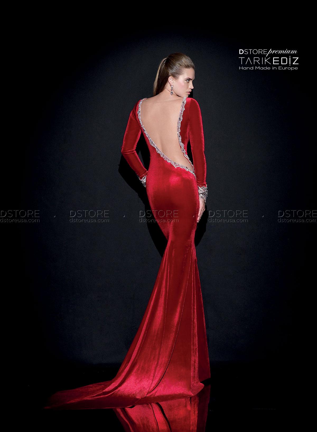 Vestido de tercipelo 2