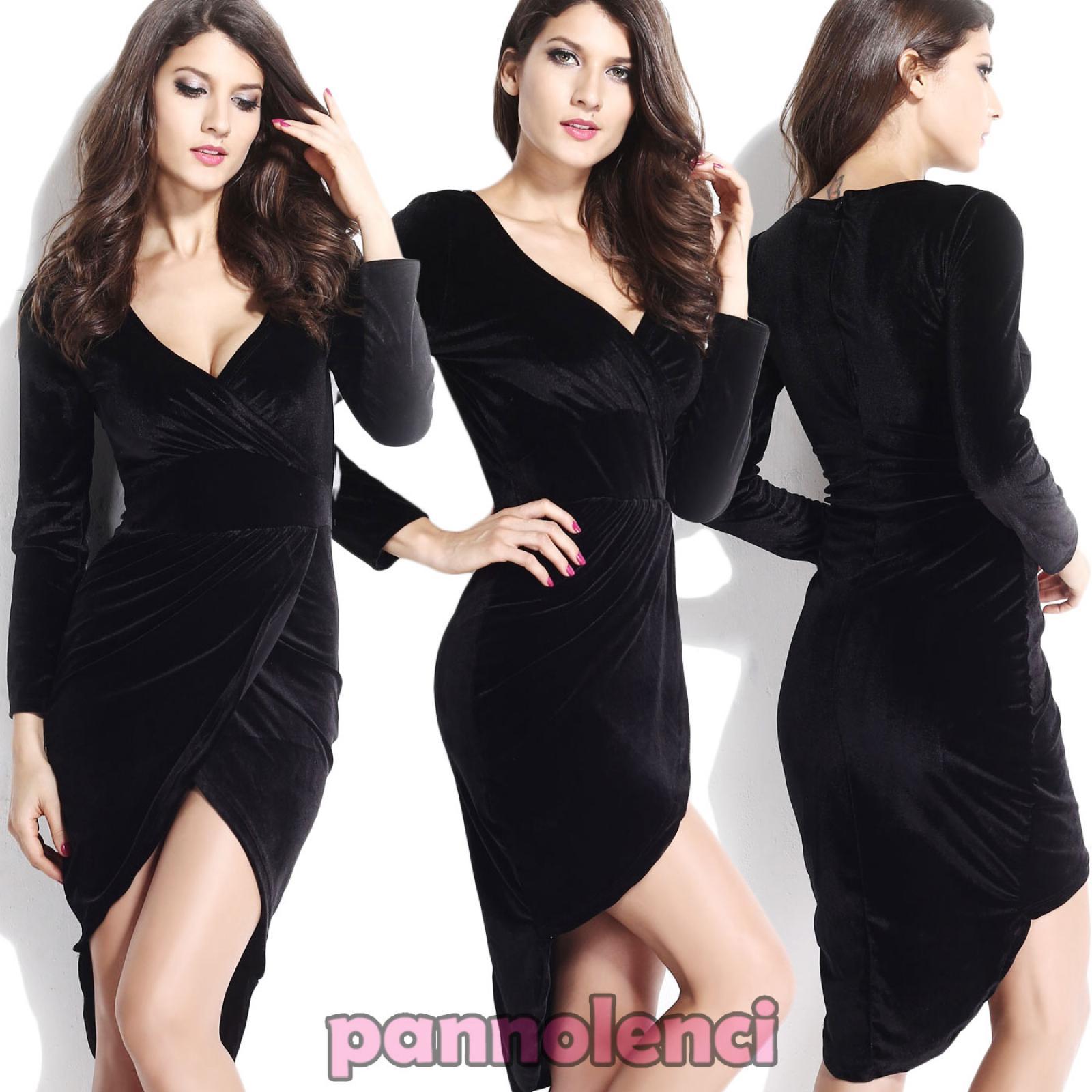 vestido de terciopelo 6