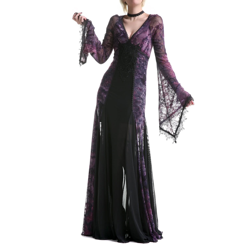 vestido de terciopelo 8