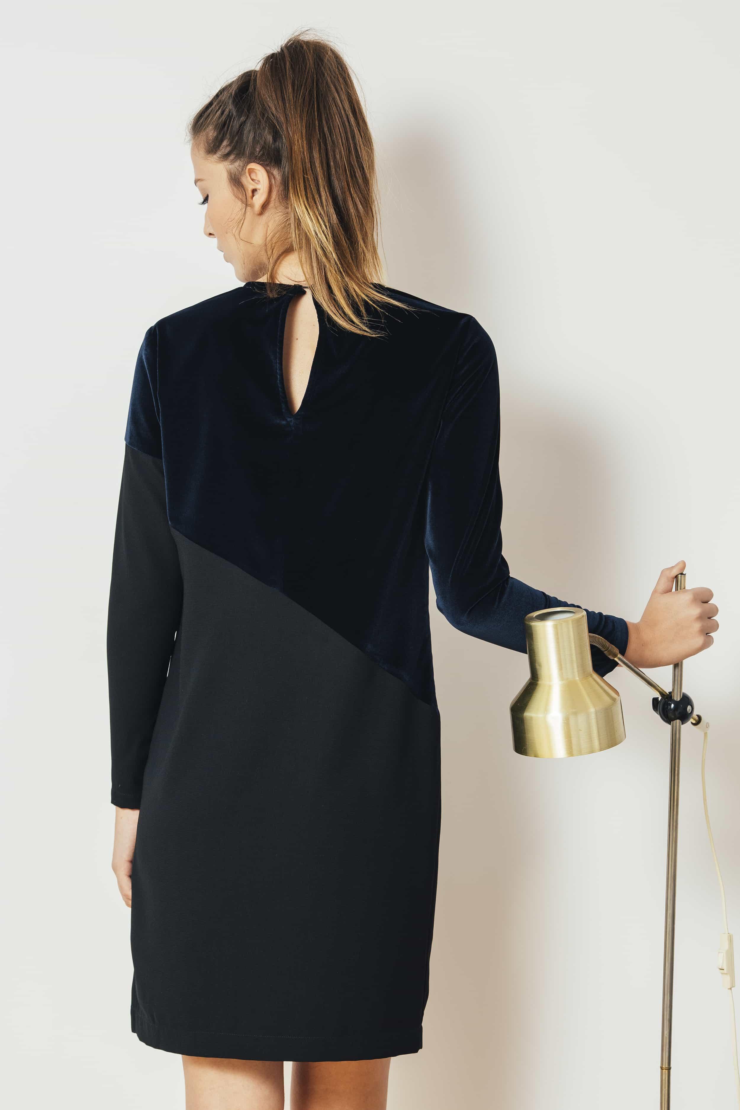 vestido de tercipelo 5