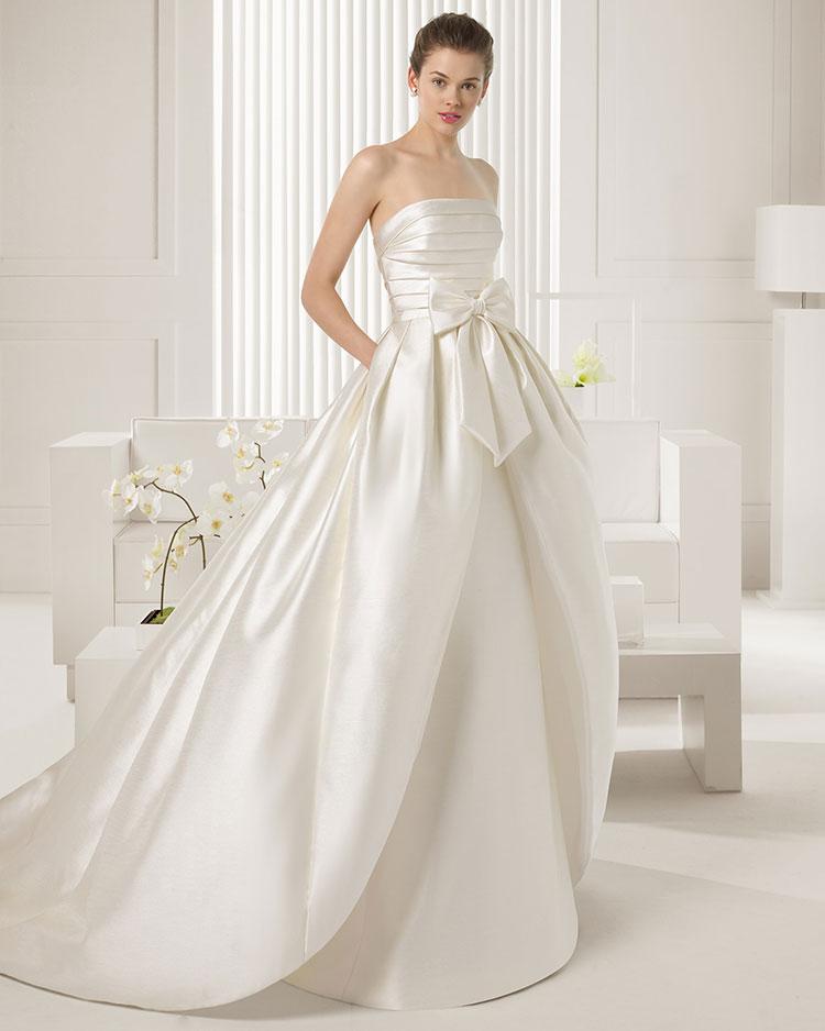 ▷ más de 80 vestidos de novia largos en diferentes modelos y estilos