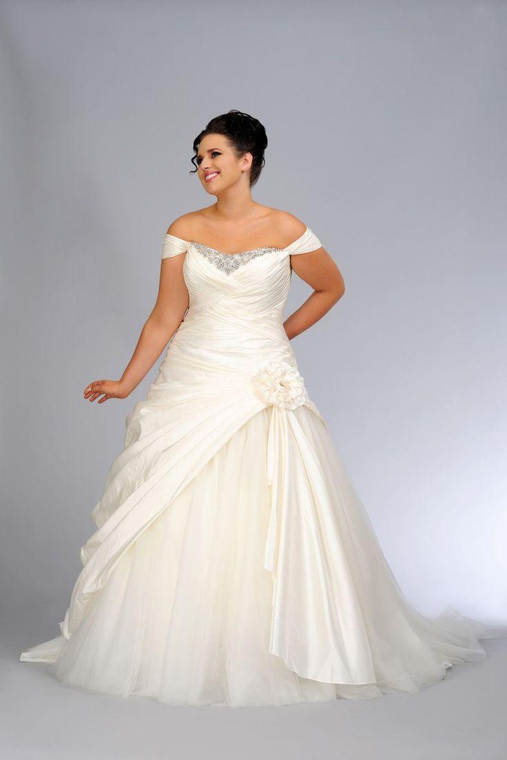 Vestidos de novia cortos para gorditas 2016