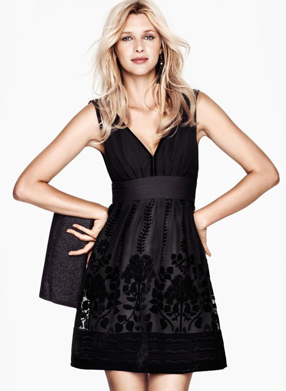 Vestidos de fiesta cortos en color negro