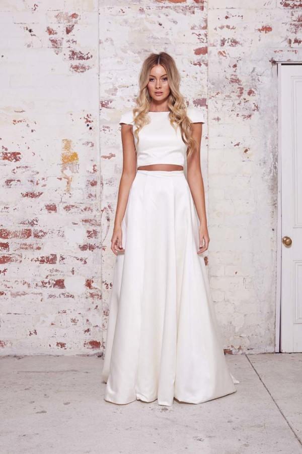 vestidos de dos piezas 2