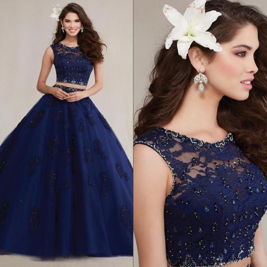 vestidos de dos piezas 3