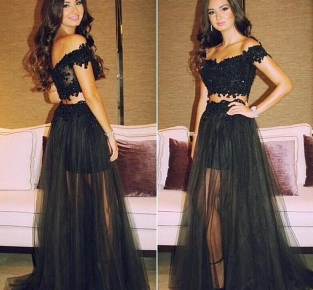 vestidos de dos piezas 4