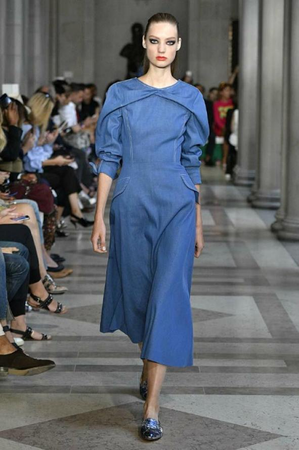 puff_sleeve_midi_dress_with_bow_details_in_denim