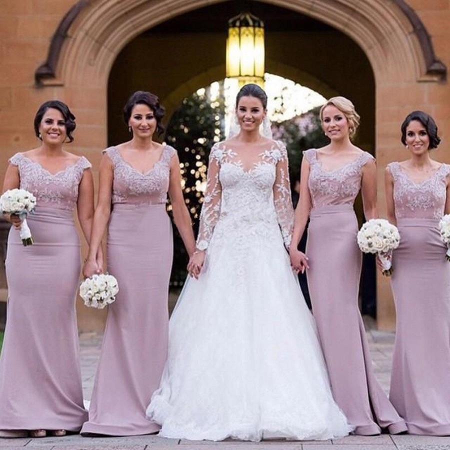 Mas de 40 vestidos para se la dama de honor en una boda for Best wedding dress stores in los angeles