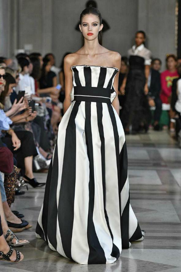 striped_mikado_bustier_gown_with_grosgrain_belt
