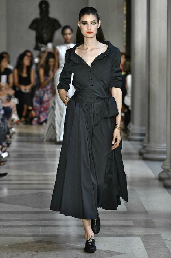 wrapped_cotton_shirt_dress_in_black