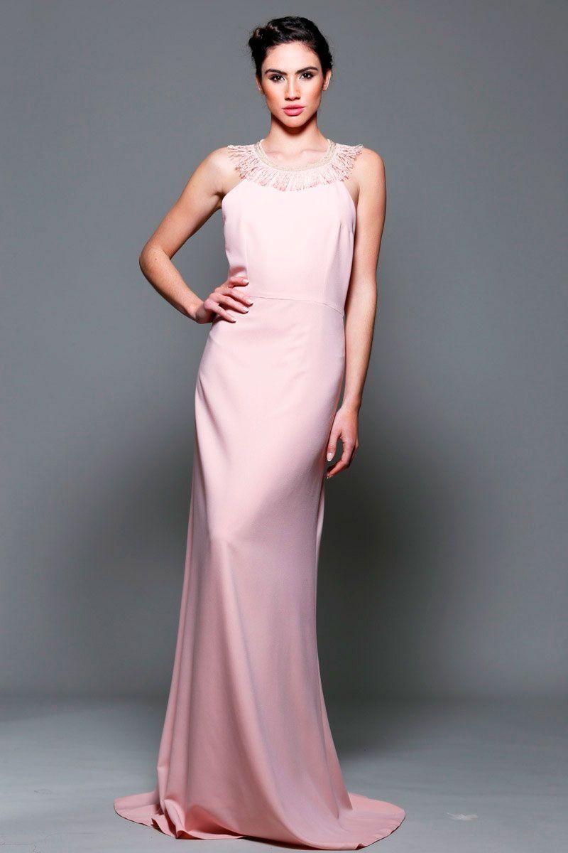 vestidos-rosa-ajustado-sensual