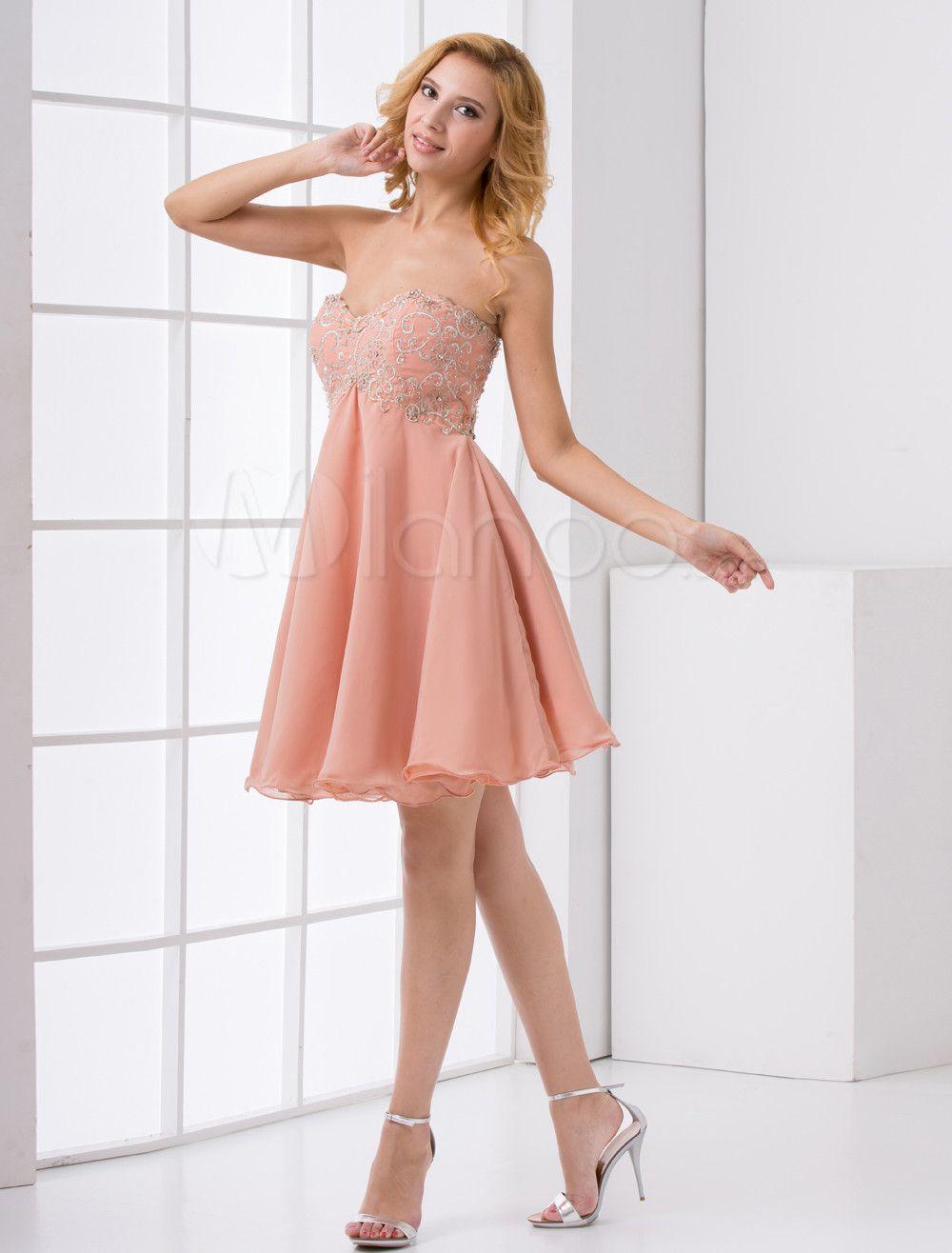 vestidos-rosa-corto-sexy