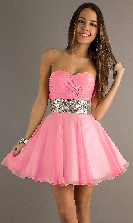 vestidos-rosa-juvenil