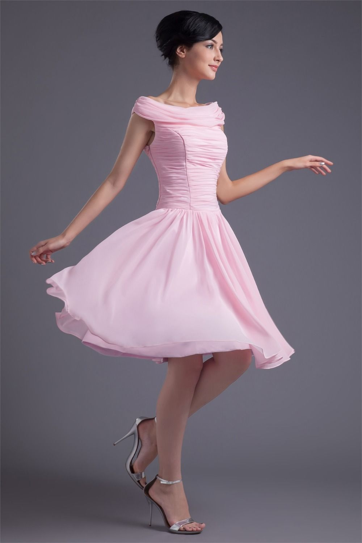 vestidos-rosa-rodillas-fiesta