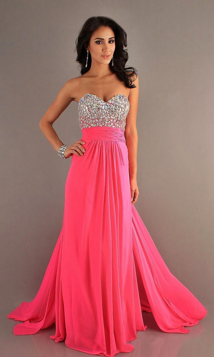 vestidos-rosa-top-brillante