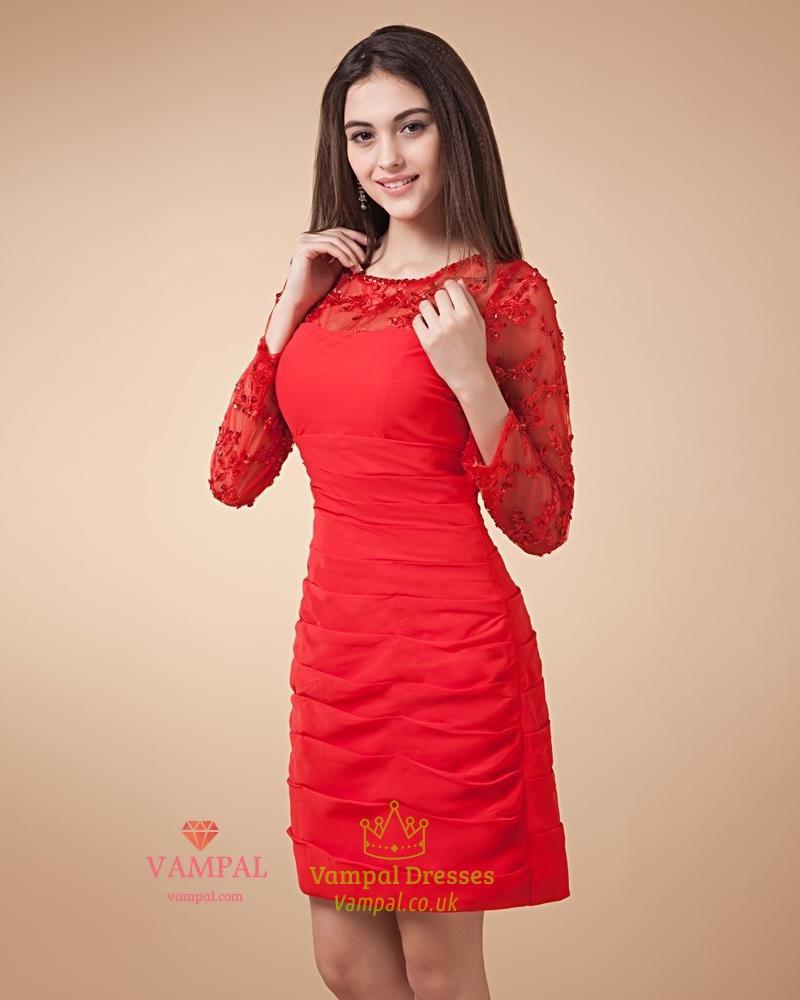 fotos-de-vestidos-cortos-rojos-para-fiesta-1