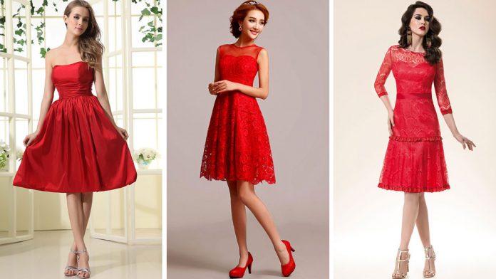 vestidos-rojos-cortos-para-fiestas