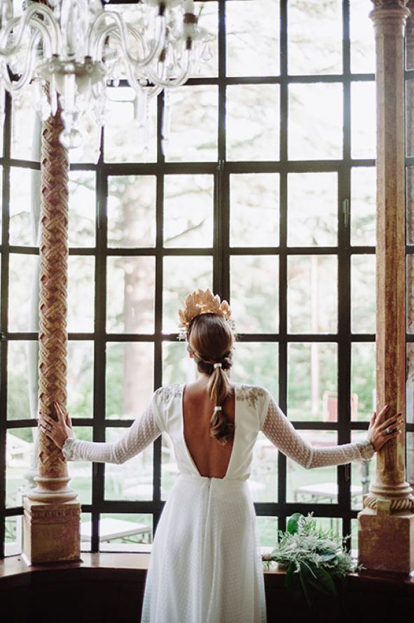 Mirá estos vestidos de novia románticos - Vestidos Glam