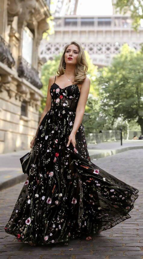 Vestidos para bodas en Jardin Cortos y Largos