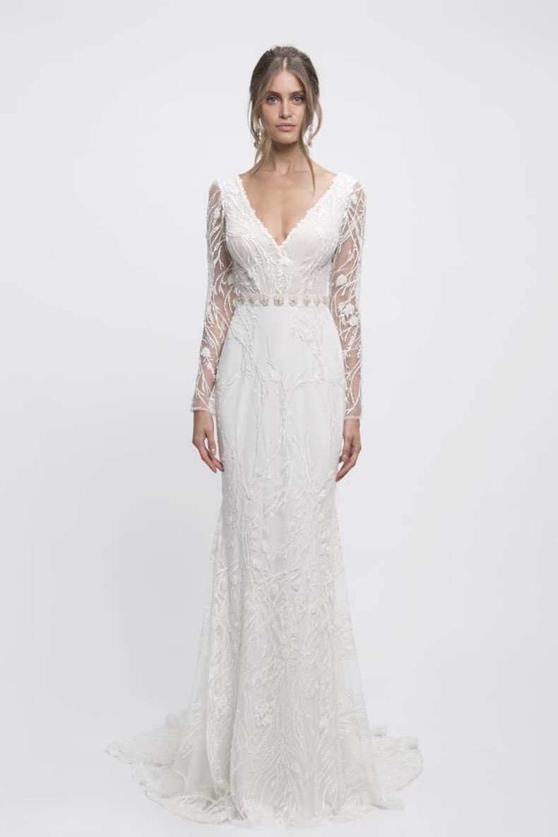 vestidos de novia para boda de dia