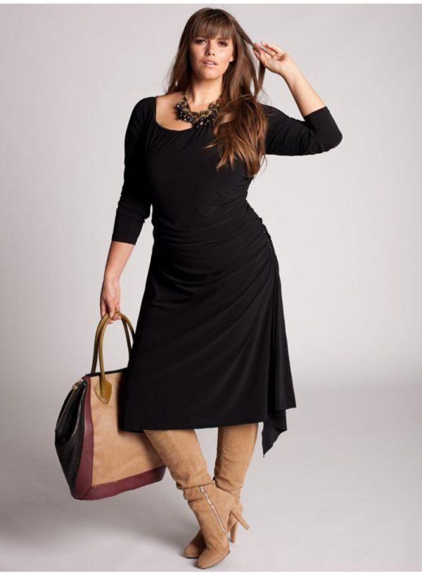 Vestidos negros para el d a s es posible vestidos glam for Colores sensuales