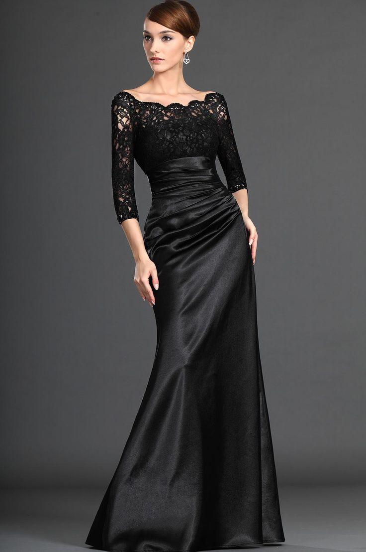 Vestidos negros para noche
