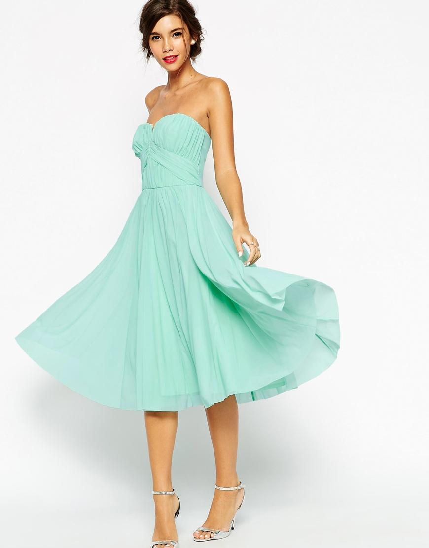 30 Vestidos para asistir a una Boda al aire libre - Vestidos Glam