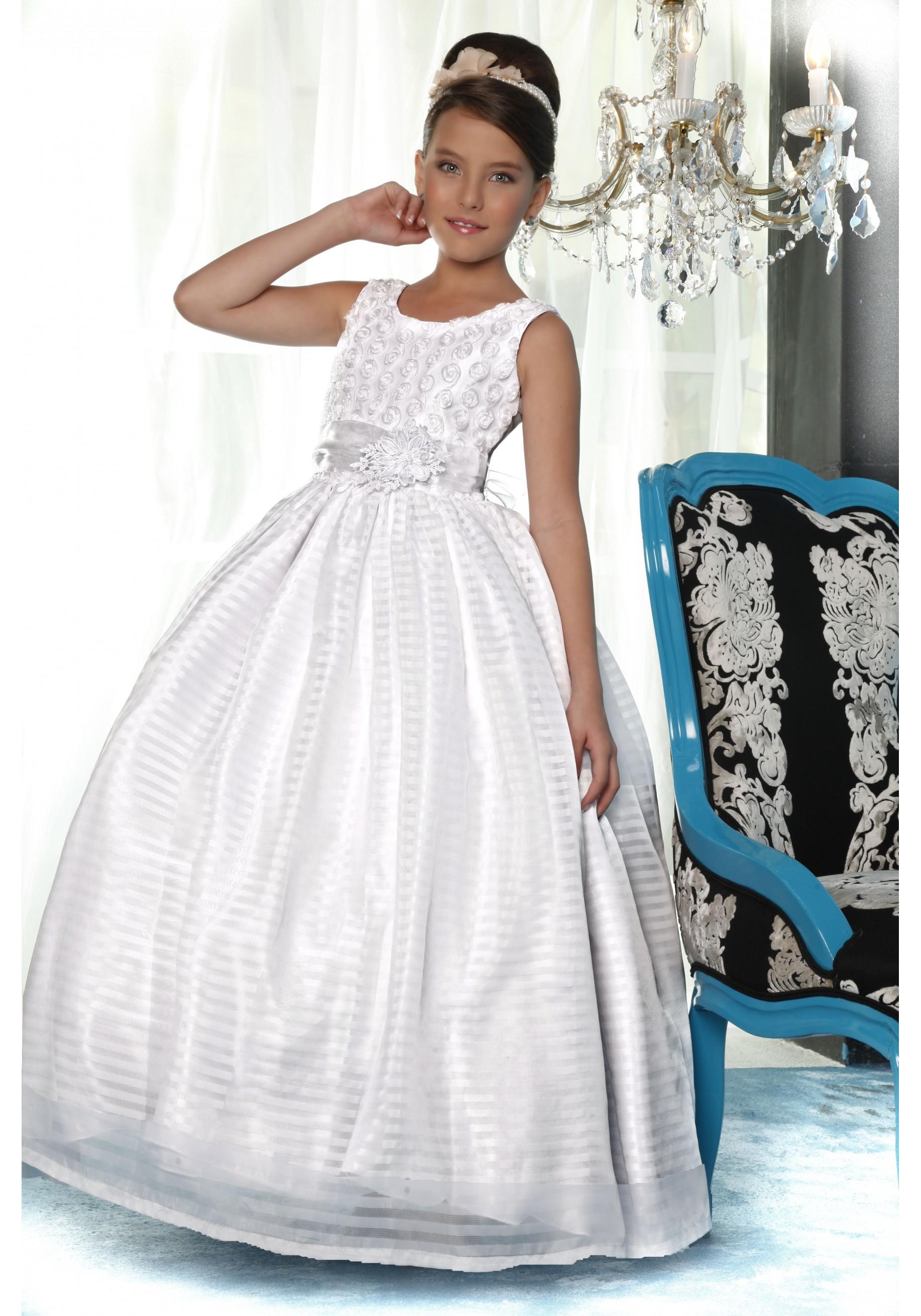 Modelos de vestidos para la primera comunion