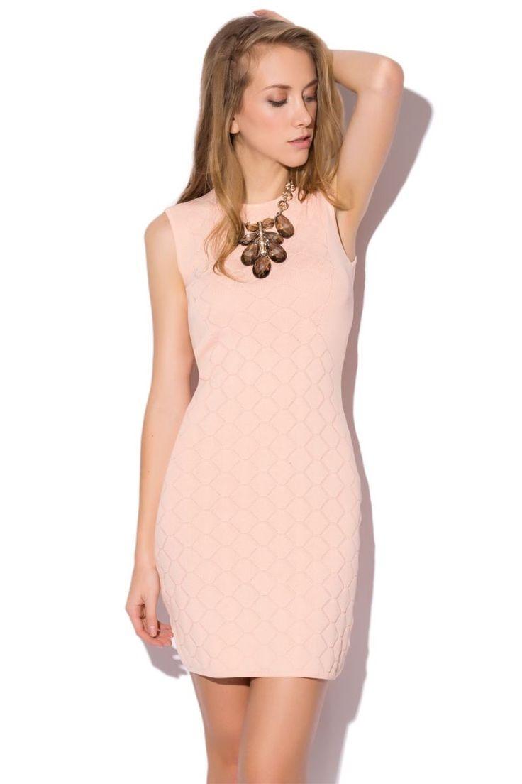 Los mejores modelos de vestidos color Beige ¡Para el día y la noche ...