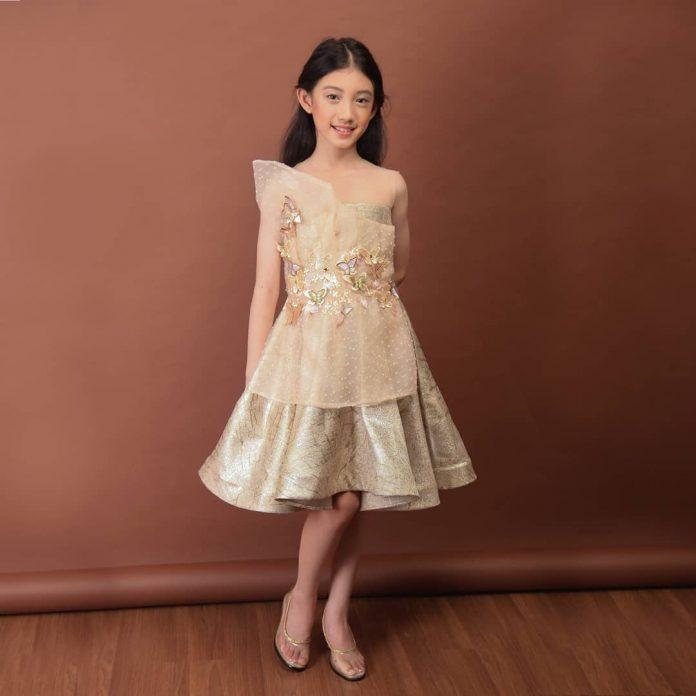 vestido de navidad para niña de 8 o 10 anos