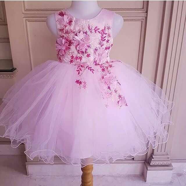 vestido rosa de navidad