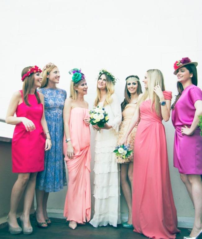 Tendencia en Vestidos para Invitadas a una Boda - Vestidos Glam