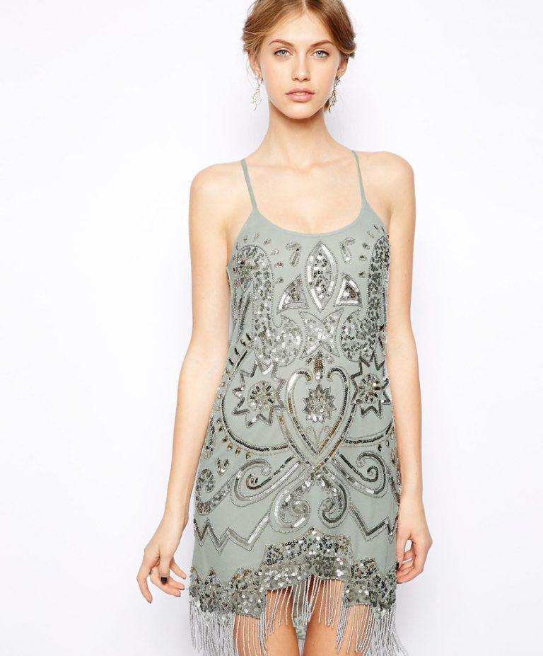 Luce vintage con vestidos tipo años 20s ¡Espectaculares!